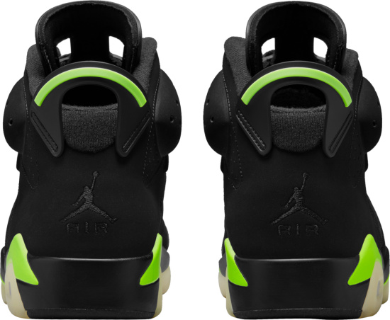 Jordan 6 Electric Green