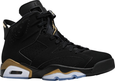 Jordan 6 Retoro Dmp 2020 Black Gold