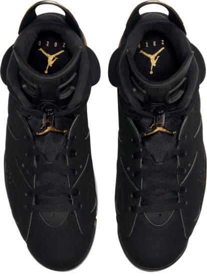 Jordan 6 Retro Black Gold