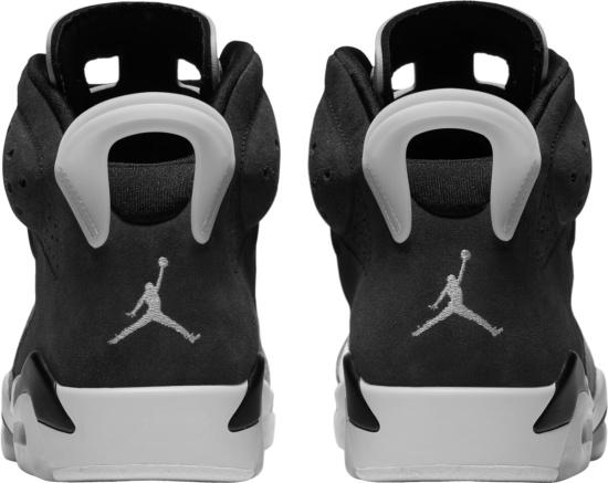 Jordan 6 Retro Black Grey Ivory