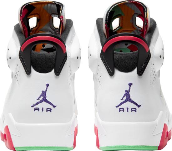 Jordan 6 Retro Hare