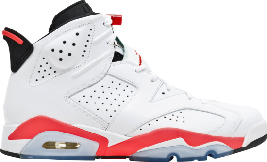 Jordan 6 Retro White Infared