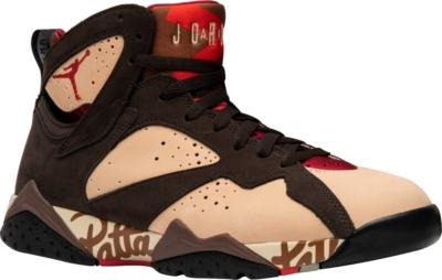 Jordan 7 X Patta Shimmer