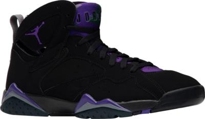 Jordan 7 X Ray Allen Black Purple