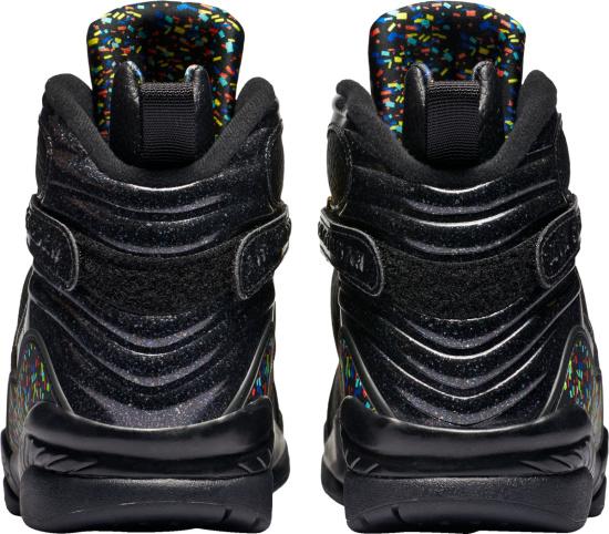 Jordan 8 Retro Confetti