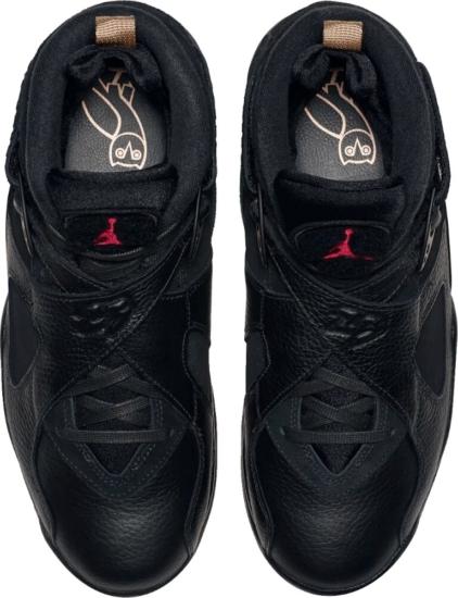 Jordan 8 Retro Ovo Sneakers