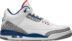 Jordan 3 Retro 'True Blue'