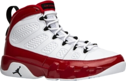 Jordan 9 Gym Red Sneakers