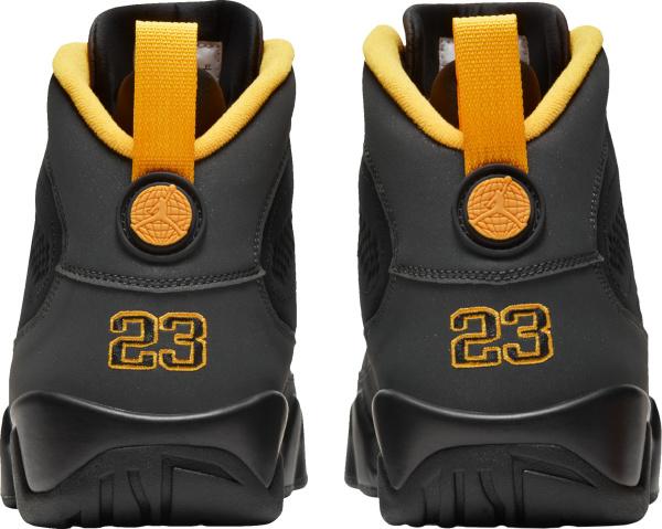 Jordan 9 Retro University Gold