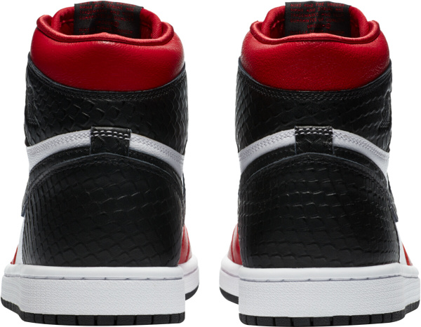 Jordan Jordan 1 Retro High Satin Snake Chicago