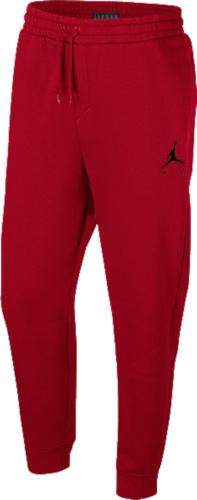 Jordan Red Jumpman Sweatpants