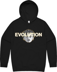 Joyner Lucas Black Evolution Album Merch Hoodie
