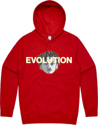Joyner Lucas Red Evolution Album Merch Hoodie