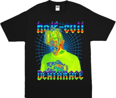 Juice Wrld Half Evil T Shirt