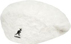 Kangol White Fur 504 Cap