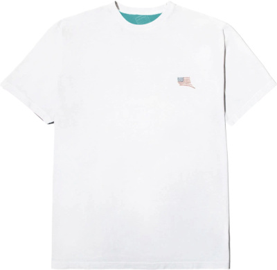 Kapital Koungry Two Tone American Flag T Shirt