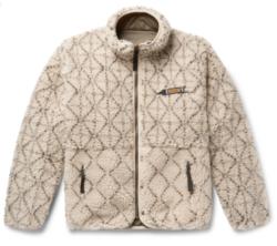 Kapital Sherpa Jacket Worn By Lil Yachty