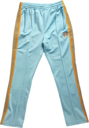 Needles x AWGE Light Blue Trackpants
