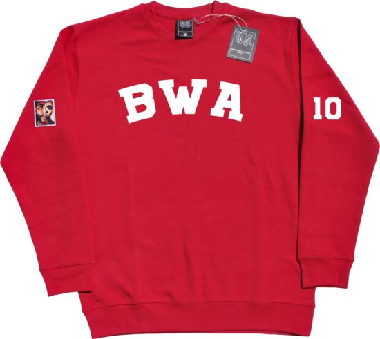 Kevin Gates Bwa Red Long Sleeve T Shirt