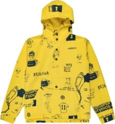 Kidsuper Studios Yellow Anorak Jacket