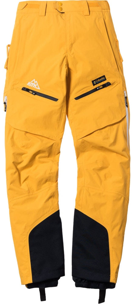Kith X Columbia Yellow Snow Pants Worn By Future In K And N Music Video