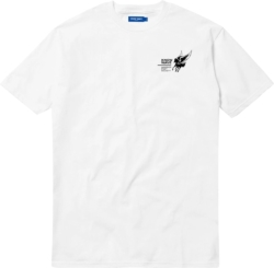 White 'Kaufman' T-Shirt
