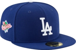 L.A. Dodgers 1988 World Series Patch 59Fifty