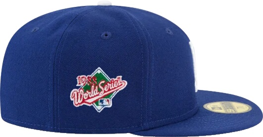 La Dodgers 1988 World Series Patch Hat
