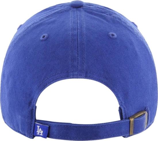 La Dodgers Faded Blue Adjustable Hat