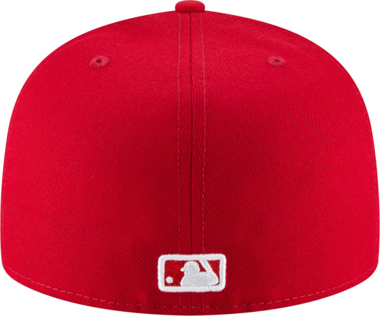 La Dodgers Red 59fifty