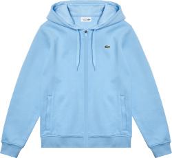 Lacoste Sport Light Blue Zip Hoodie