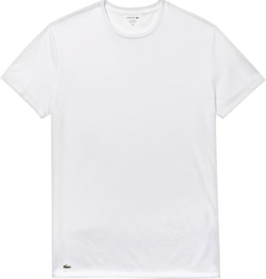 Lacoste White Crewneck Undershirts