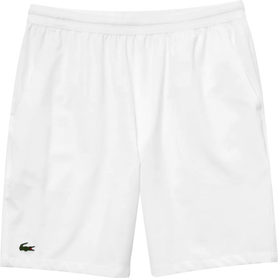 Lacoste White Tennis Shorts