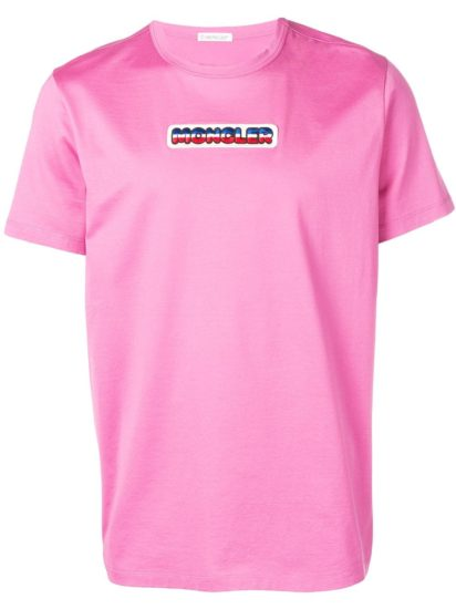 Bubble Logo Print T Shirt Incorporated Style