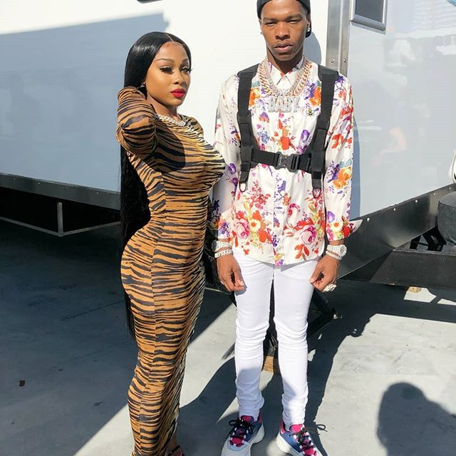 Lil Baby Attends The 2019 Bet Awards In A Dior Shirt And