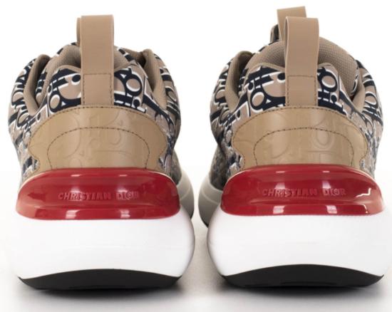 Lil Uzi Vert Beige Dior B24 Sneakers
