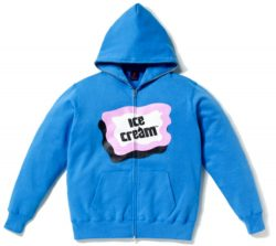 Lil Yachty Blue Ice Cream Hoodie Worn In Hey Julie Music Video