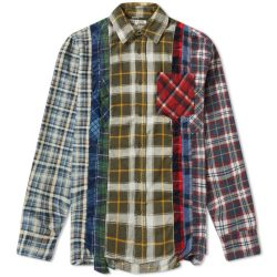Lil Yachty Plaid Patch Shirt Worn In Hey Julie Music Video