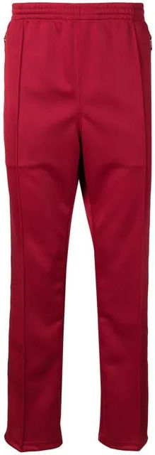 Lil Yachty Red Trackpants With Butterfly Logo
