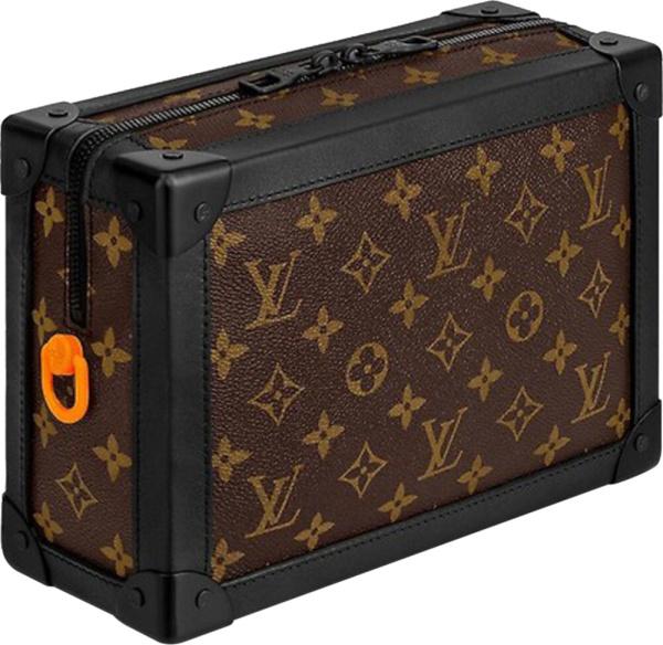 Loius Vuitton Brown Monogram Solar Ray Soft Trunk Bag M44478