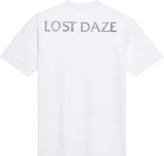 Lost Daz Bill Watson Quote Print T Shirt