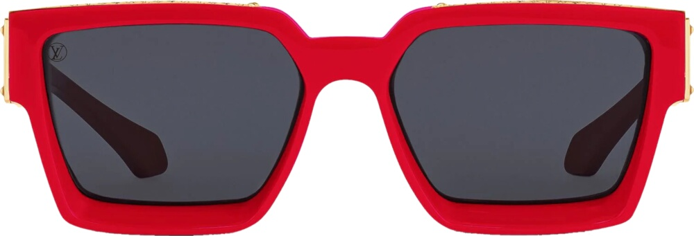 Louis Vuitton 1.1 Red Sunglasses Ss19