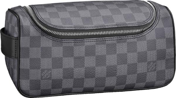 Louis Vuitton Damier Graphite Toiletry Bag