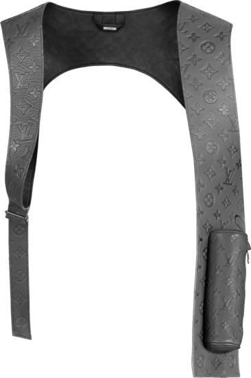 Louis Vuitton Grey Monogram Mid Layer 1a5f0v