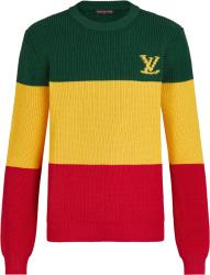 Louis Vuitton Jamaican Stripe Sweater 1a8ozq