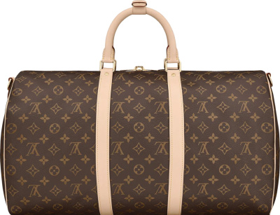 Louis Vuitton Keepall BandouliÈre 50