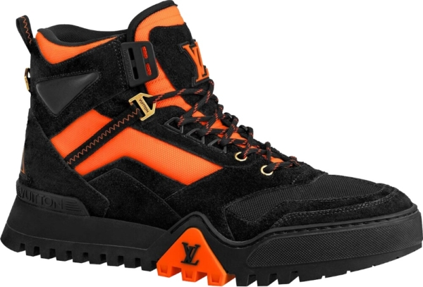 Louis Vuitton Lv Hiking Ankle Boot