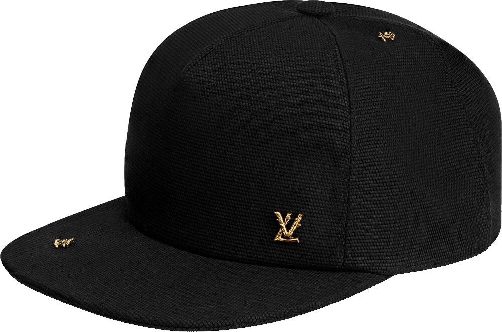 Louis Vuitton Lv Twig Cap Black