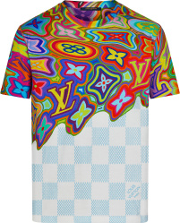 Louis Vuitton Multicolor Psychedelic Monogram T Shirt 1a8p14