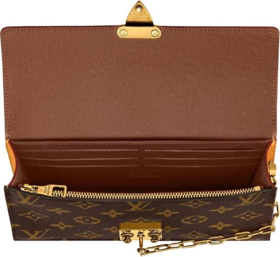 Louis Vuitton S Lock Belt Pouch Mm